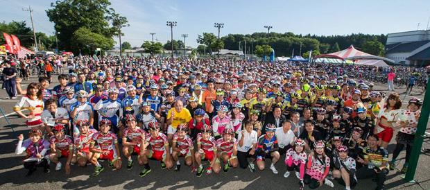 観光地初!地域密着型プロ自転車ロードレースチーム『那須ブラーゼン』の活動を応援してください。
