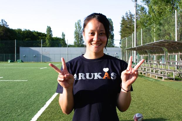 リオでメダル獲得を狙うサクラセブンズに多数の選手を輩出する、女子7人制 ラグビー国内有力チーム「アルカスクイーン熊谷」応援プロジェクト!